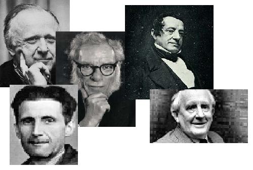 Favorite Authors