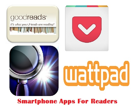 Smartphone Apps For Readers